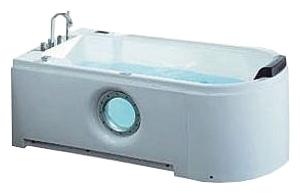 Ванна акриловая Aqualux ZIA-50 с гидромассажем