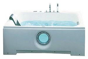 Ванна акриловая Aqualux CRW ZI-36 с гидромассажем
