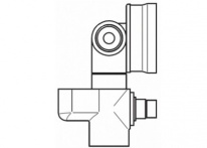 Внутренняя часть смесителя для ванны Nicolazzi 4060