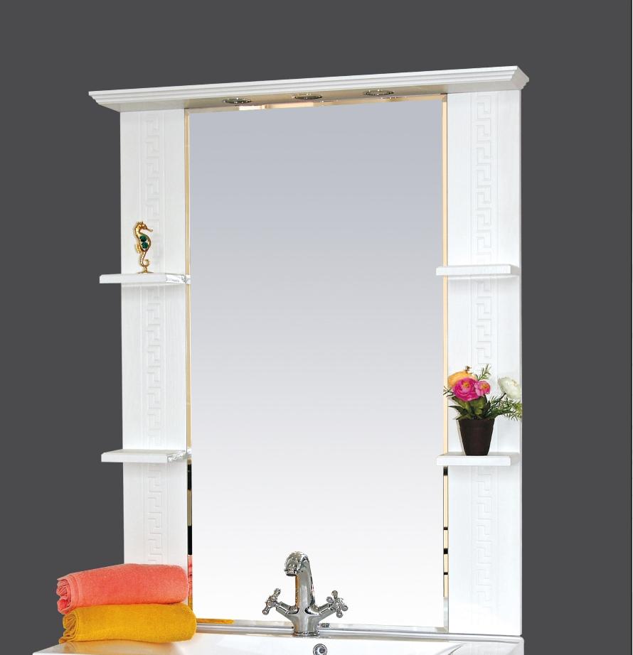 Зеркало-шкаф Misty Олимпия 90
