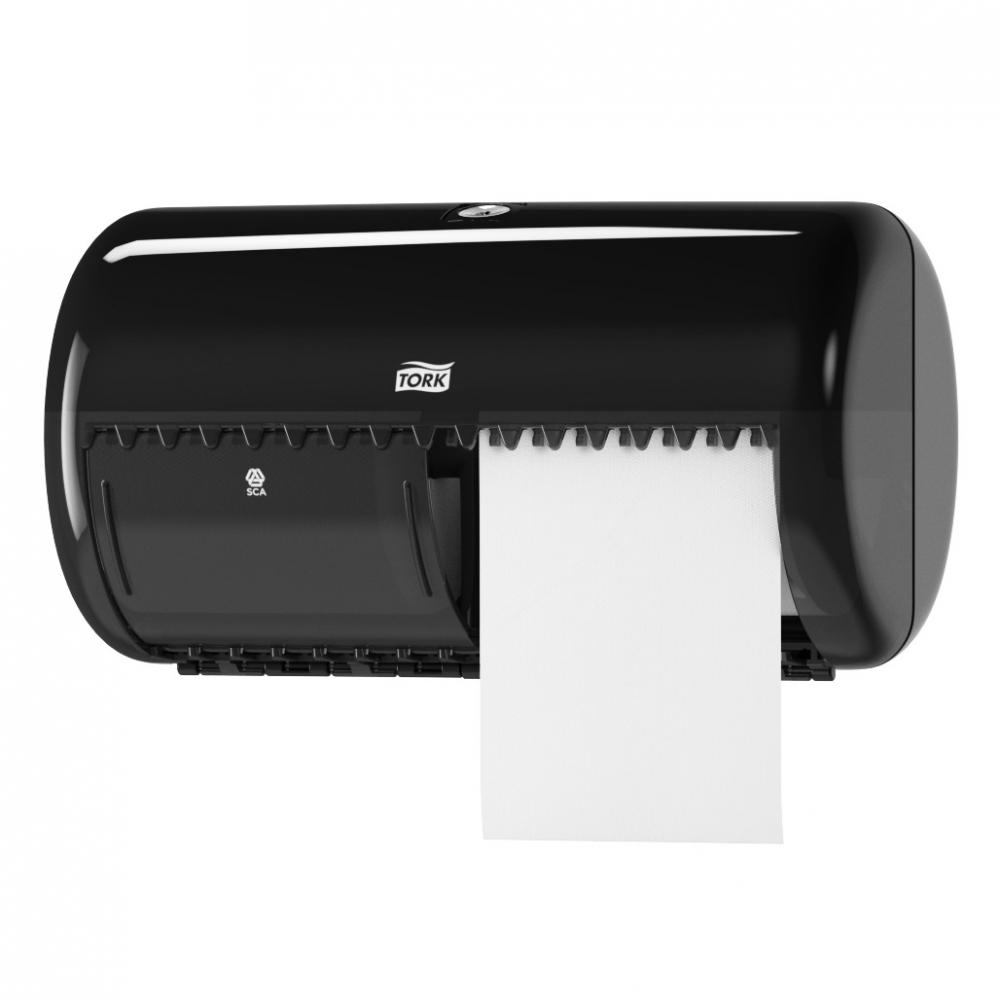 Диспенсер для полотенец Tork Elevation557008-60, черный