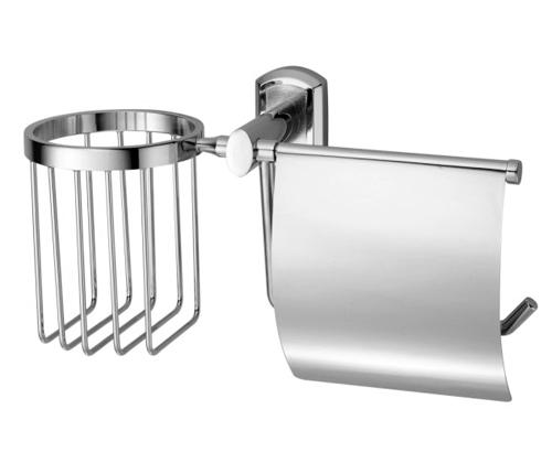 Держатель для туалетной бумаги и освежителя WasserKRAFT Oder K-3059
