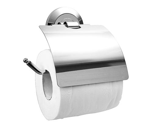 Держатель для туалетной бумаги WasserKRAFT Rhein K-6225, с крышкой