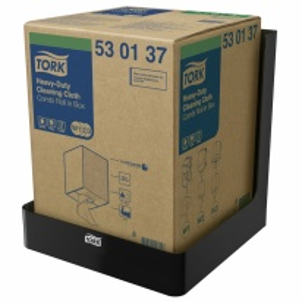 Диспенсер для материалов в комби-рулонеTork Performance207210-06, черный