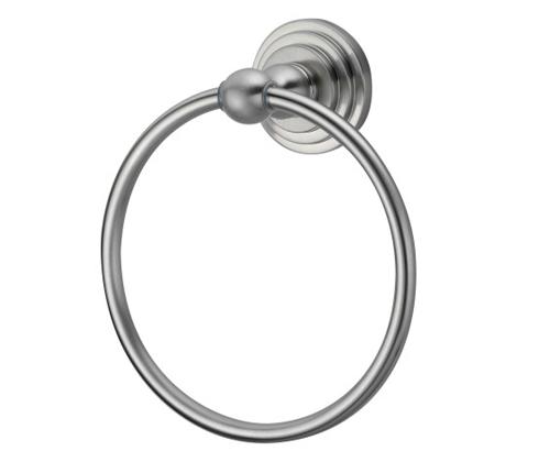 Полотенцедержатель WasserKRAFT Ammer K-7060, кольцо