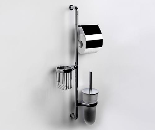 Комбинированная настенная стойка WasserKRAFT K-1438