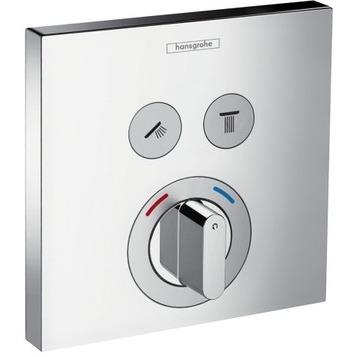 Смеситель Hansgrohe ShowerSelect 15768000 для душа