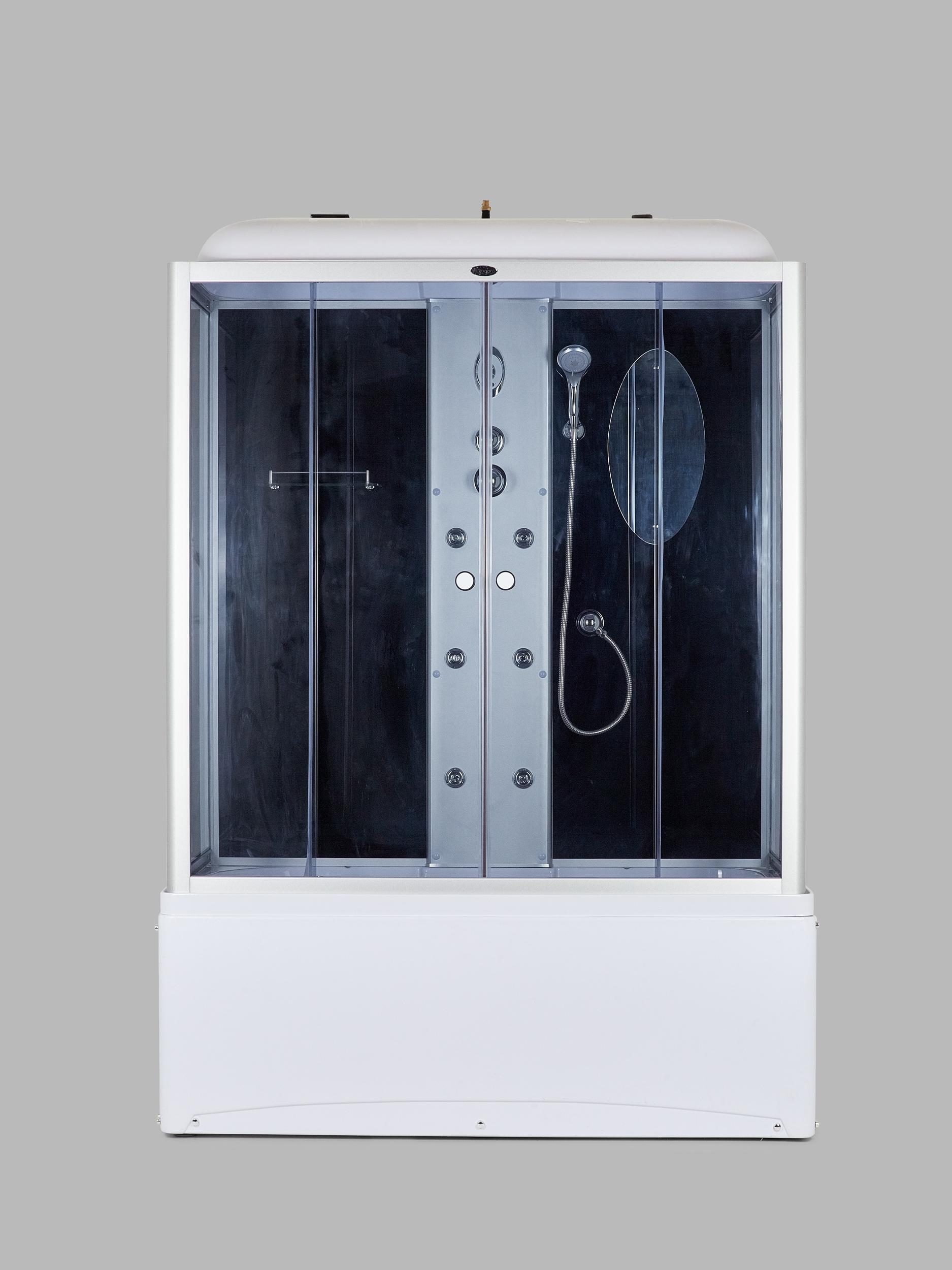 Душевая кабина Niagara NG-5170, 170*75*218, без бани