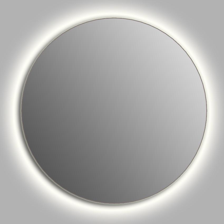Зеркало круглое с подсветкой